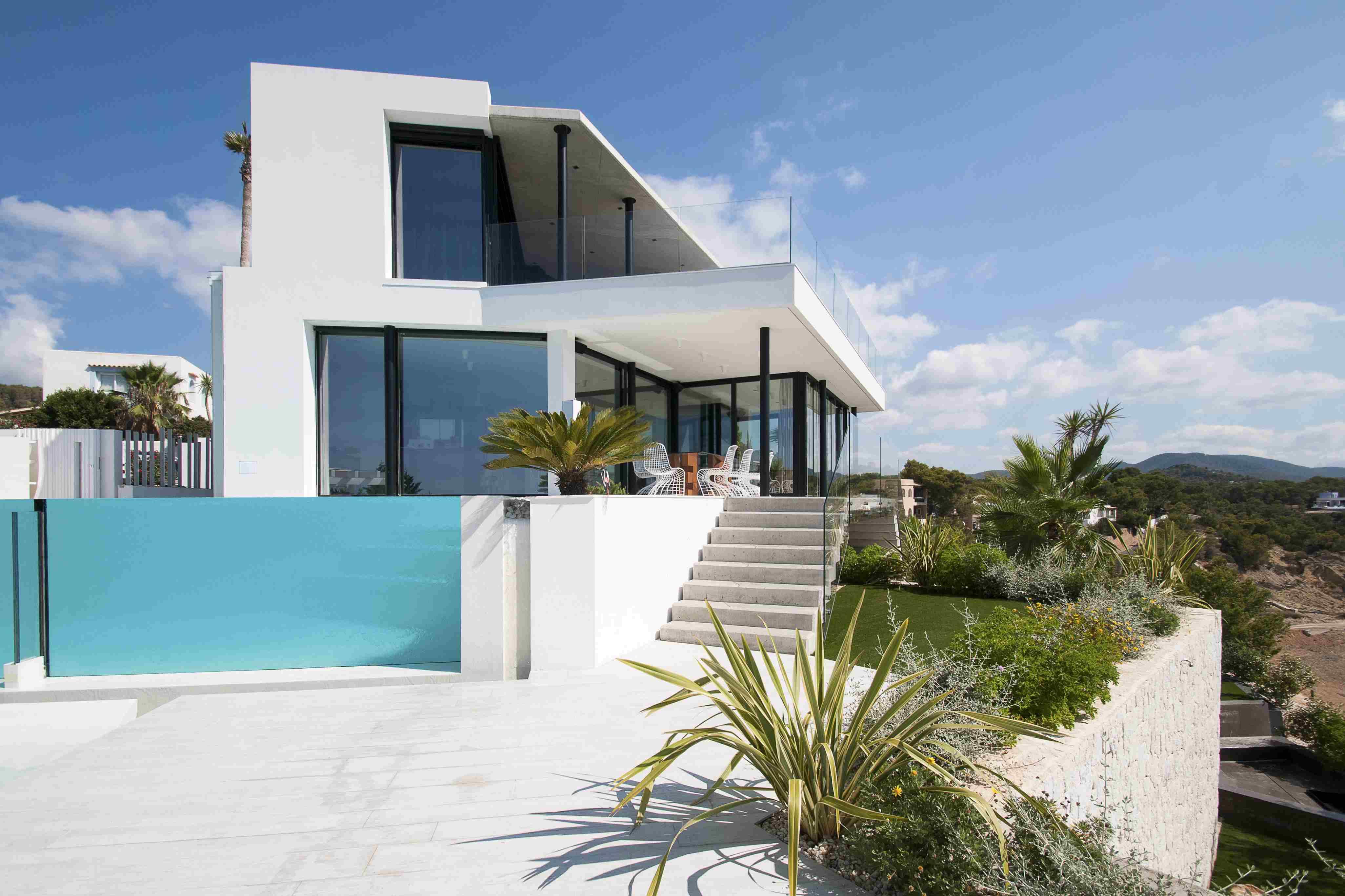 Belle villa a canastel partir de 12000000dollar 120m - Belle maison valencia tucson fratantoni design ...
