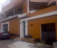 Duplex de 08 PIECES A LOUER,Abidjan Cocody Riviera
