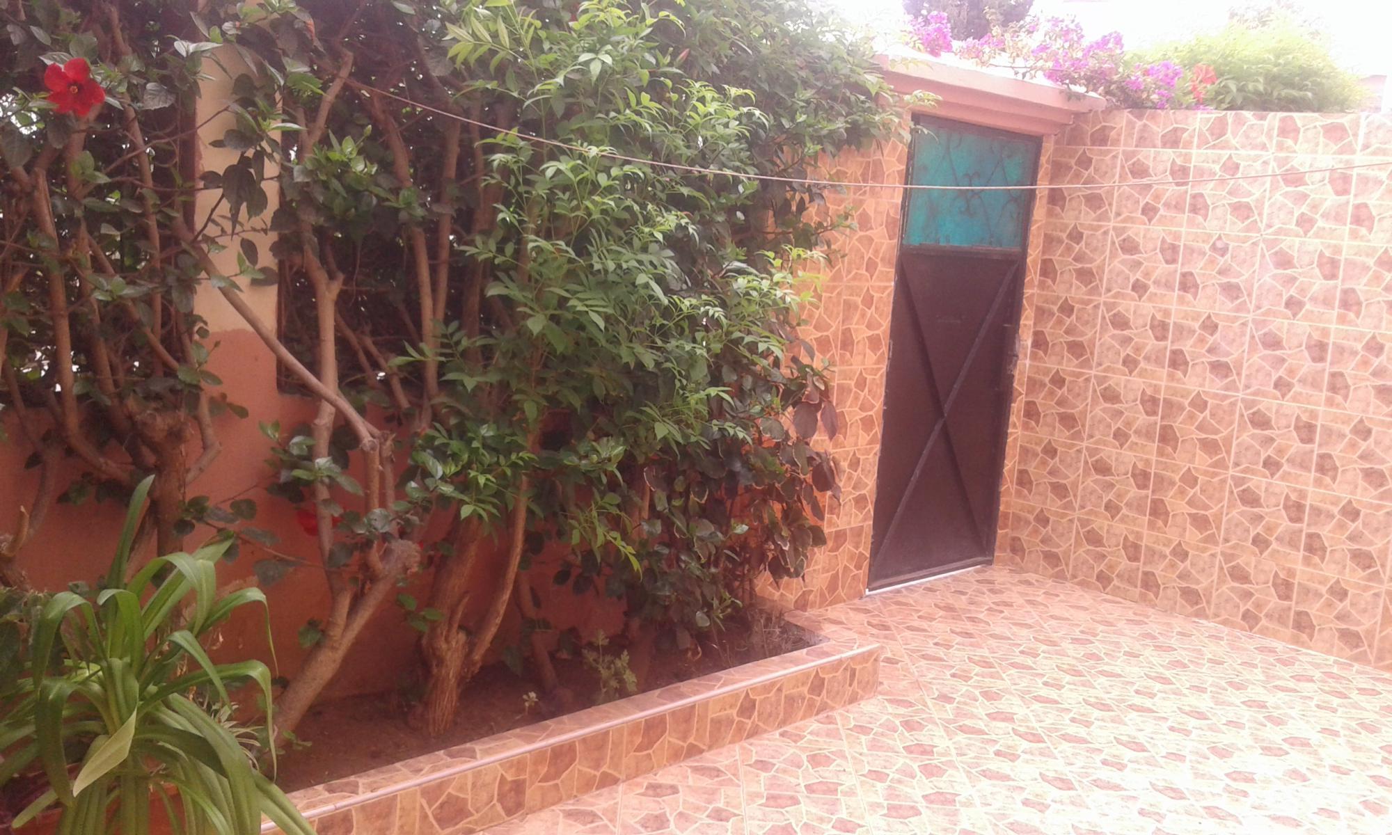 Maison magnifique louer longue dur e agadir for Agadir maison a louer
