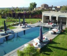 Villa d'hôtes de luxe à vendre à Marrakech