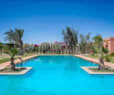Belle résidence 1 ha  Palmeraie de Marrakech class=