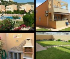 Vacances Espagne villa mer 94m2.6pers.Promo -20% dès 390€