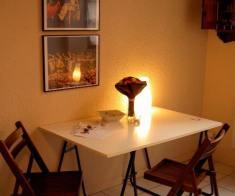 Joli studio canut, avec mezz, agréablement meublé