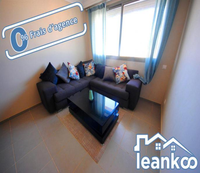 Appartement meublé de 66 m² à louer Rte d'Azemmour