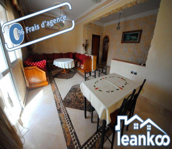 Appartement non meublé de 100 m² à louer Bd Yacoub El Mansour