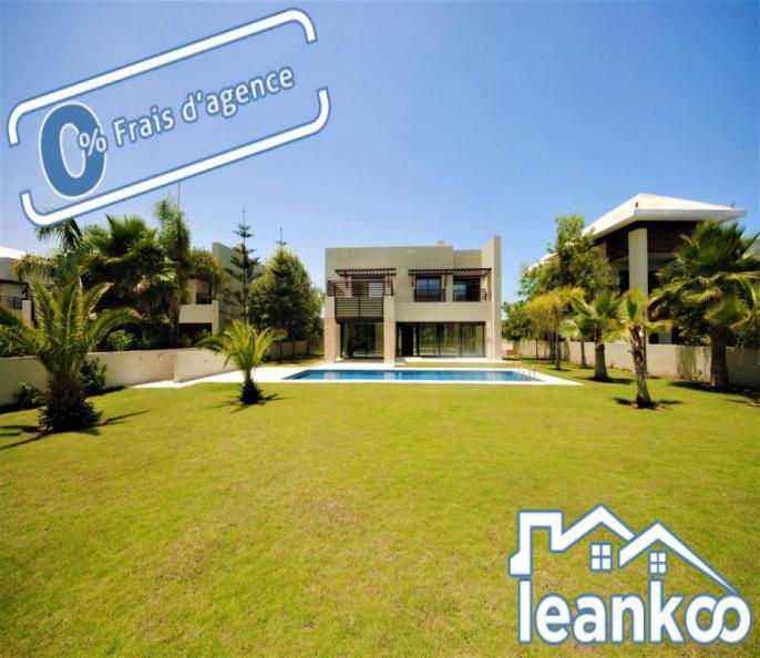 Villa de 1240 m² à vendre au Mazagan Beach and Golf Resort