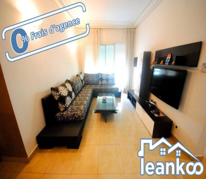 Appartement meublé de 88 m² à louer à Gauthier