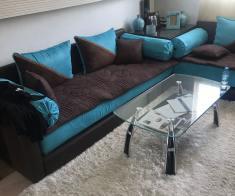 Appartement de 80 m à Rabat