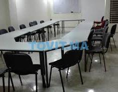 Salle de réunion ou de formation à louer