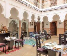 Riad 11 chambres agrée maison d'hôtes à vendre