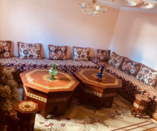 Maison 84m², Cuisine équipée, Climatisation, Agadir